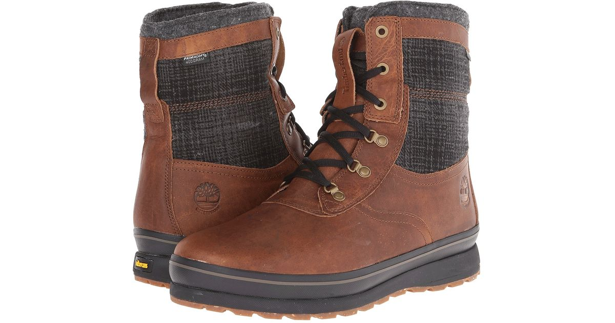 090149ffb6d0 Lyst - Timberland Earthkeepers Schazzberg High Waterproof Insulated in  Brown for Men