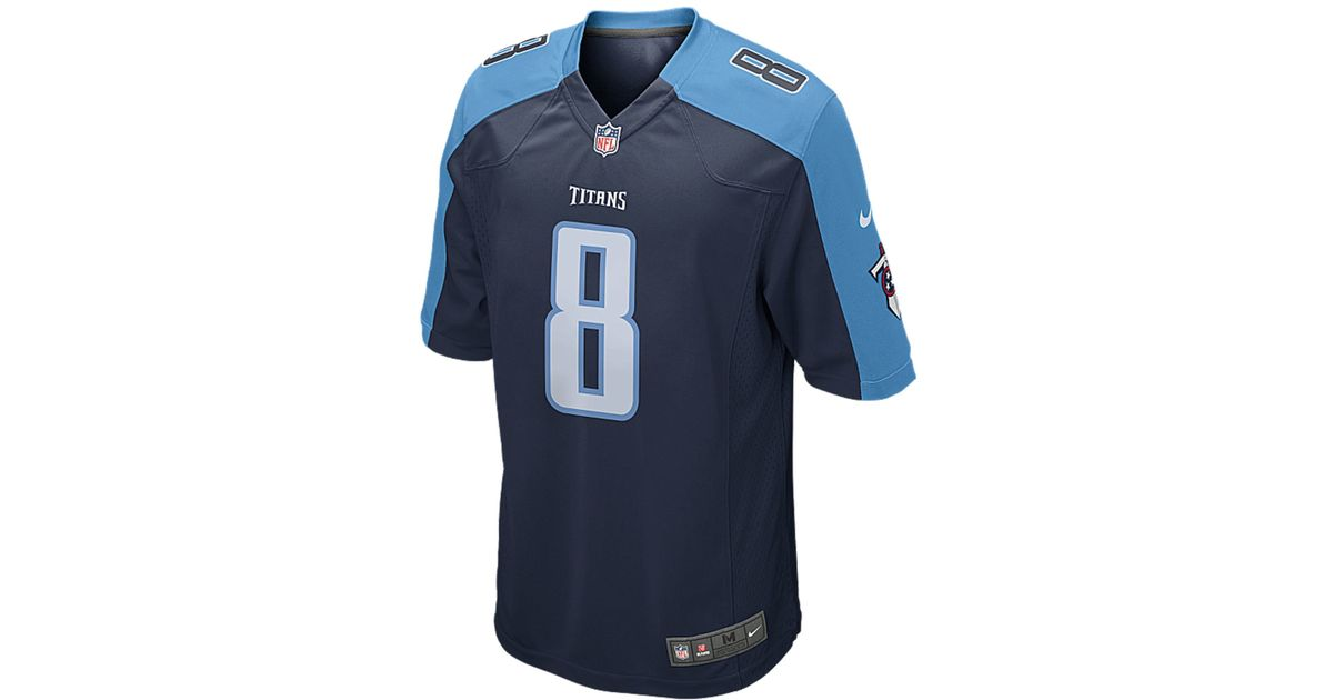 Marcus mariota jersey for sale