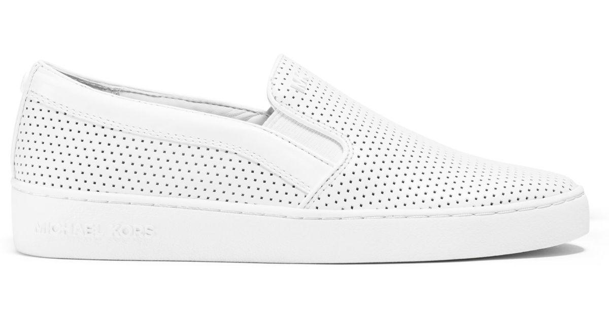 Keaton slip-on sneakers - White Michael Michael Kors pBcMH6