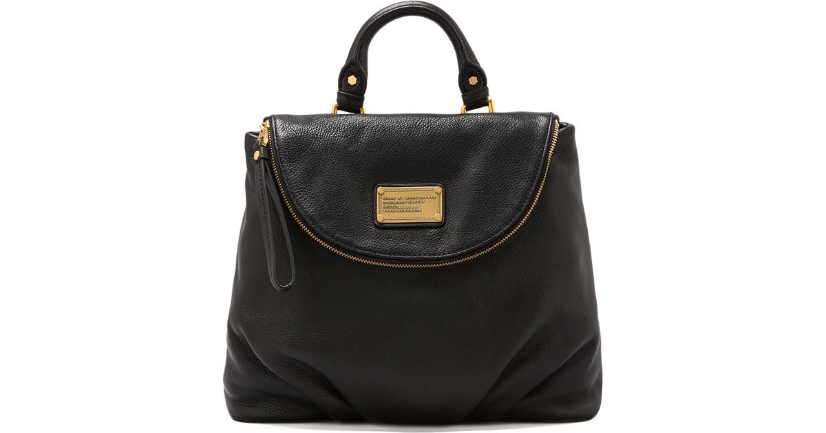 a24b0a60328ced Lyst - Marc By Marc Jacobs Classic Q Mariska Backpack in Black in Black