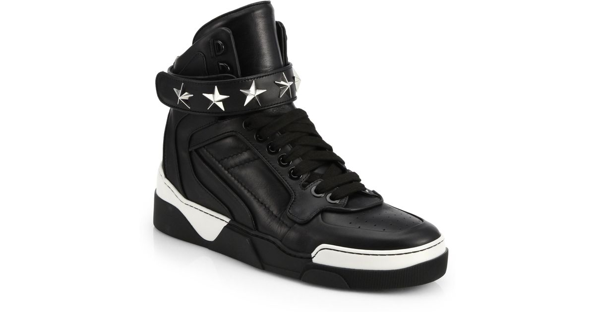 outlet with credit card Givenchy Tyson High-Top Sneakers clearance deals best sale cheap price zdJLLgLtv