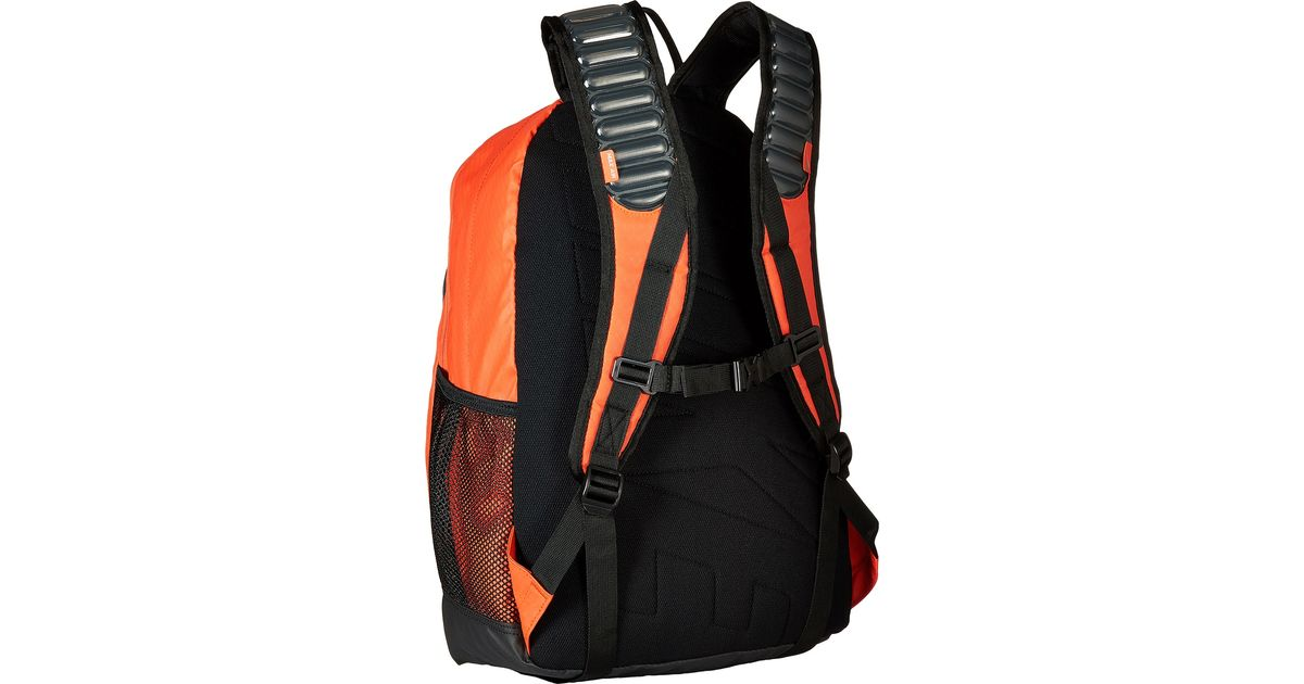 d2d0f09eab2c Lyst - Nike Max Air Vapor Backpack Large in Orange