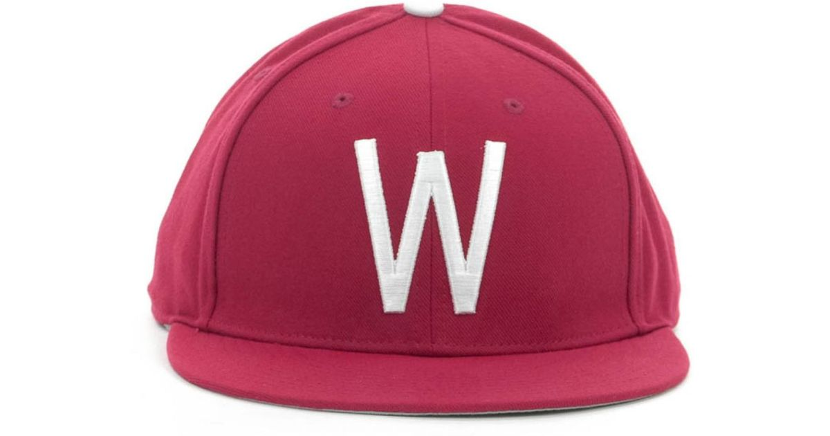 b031797997ef Lyst - Nike Washington State Cougars Ncaa Team Sports Authentic Fitted Cap  in Red for Men