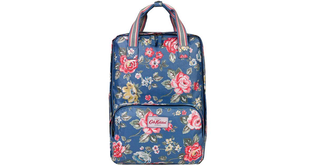 Kidston Rose Blue Cath Rainbow Backpack Lyst cALq3S5j4R
