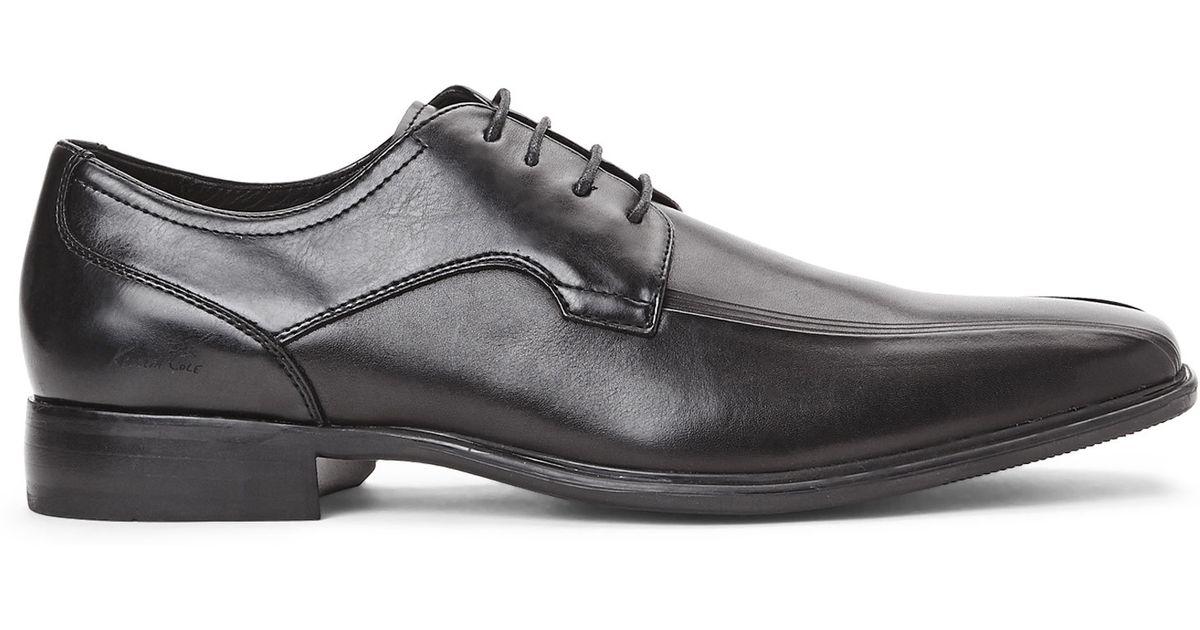 Lyst Kenneth Cole Black Meet N Greet Dress Shoes In Black For Men