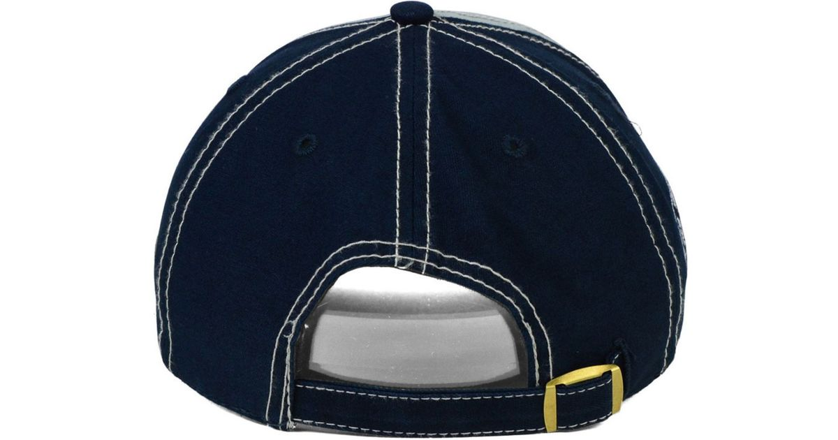 80107bfbb26 Lyst - 47 Brand New York Yankees Adjustable Clean Up Cap in Blue for Men