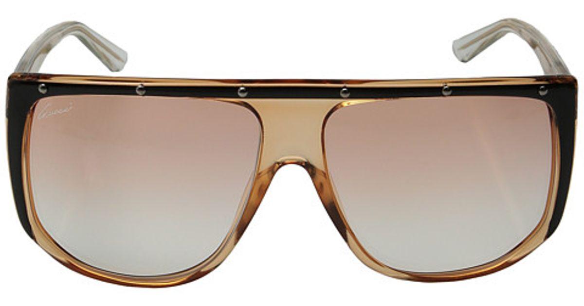 62a822db50a Lyst - Gucci Gg 3705 s in Orange
