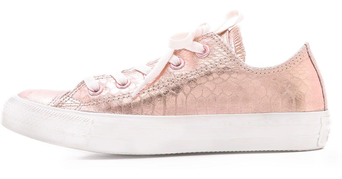 converse sneaker low