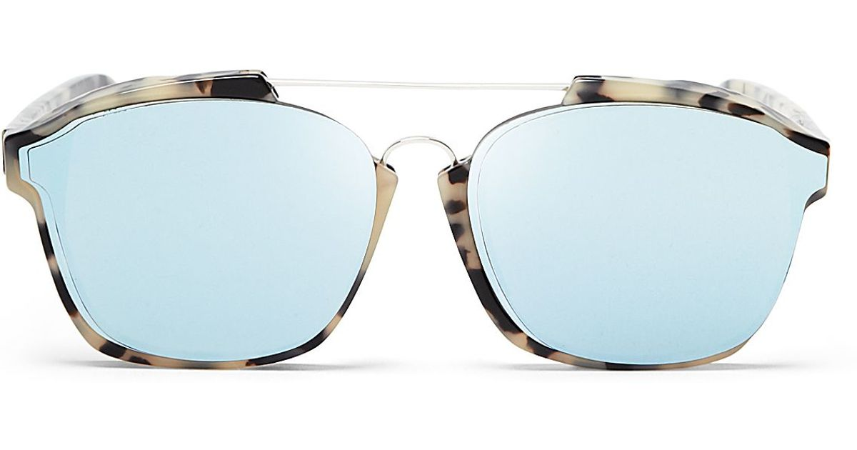 d4f784a12a Dior Style Mirrored Sunglasses