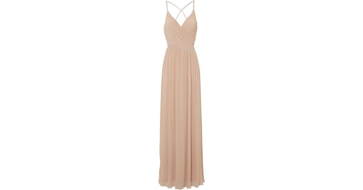 Jane norman navy maxi dress