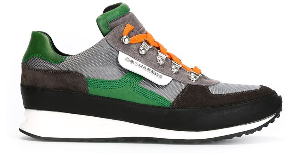 Dsquared2 Dean Goes Hiking sneakers Y6Nx86A