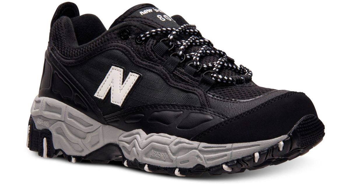 d6e4ca5c4ee91 ... switzerland lyst new balance mens 801 casual sneakers from finish line  in black for men 9f063