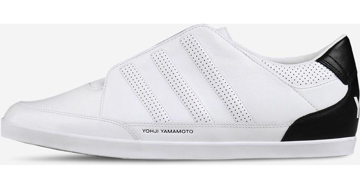 e90939b94340e Lyst - Y-3 Honja Low Classic Ii in White for Men
