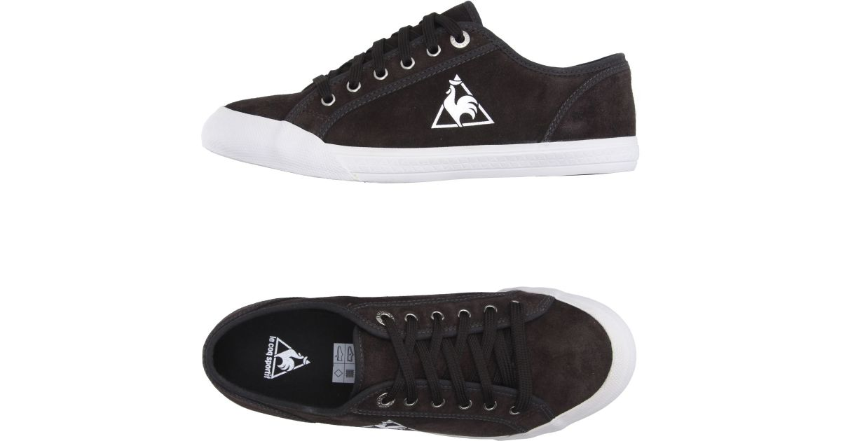 14c4c3921355 Lyst - Le Coq Sportif Low-tops   Trainers in Brown for Men