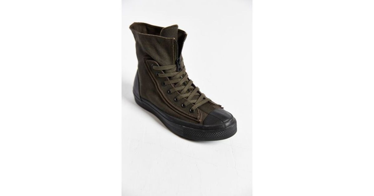 e5871e5af08b10 Lyst - Converse Chuck Taylor All Stars Combat Boot in Brown for Men