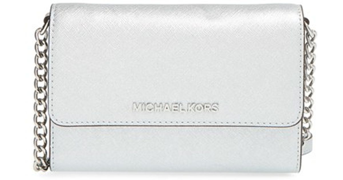 b77254e636 Michael Kors Metallic Silver Purse - Best Purse Image Ccdbb.Org