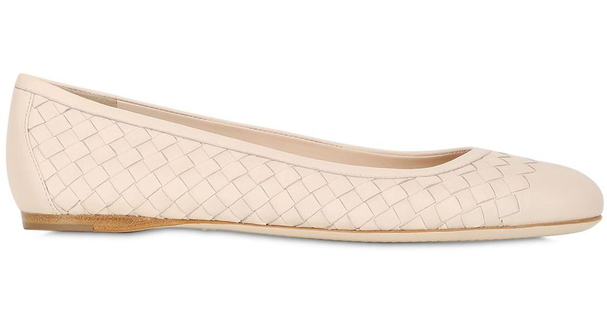 2014 newest Bottega Veneta Embellished Satin Flats many kinds of cheap online peIIVL