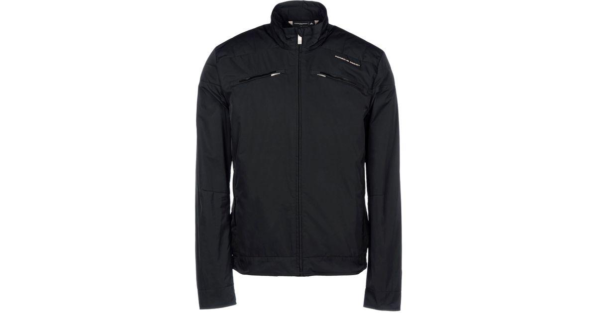 Porsche Design Jacket In Black For Men Lyst