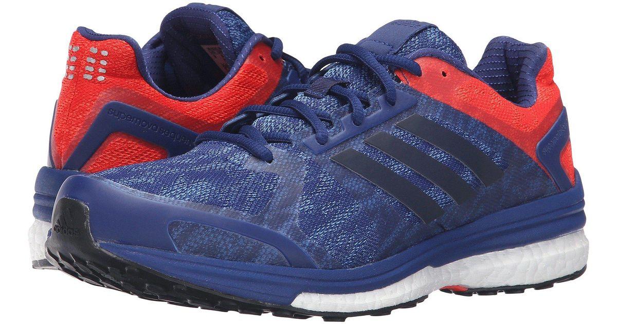 3b8e244f5 Lyst - adidas Originals Supernova Sequence 9 in Blue for Men