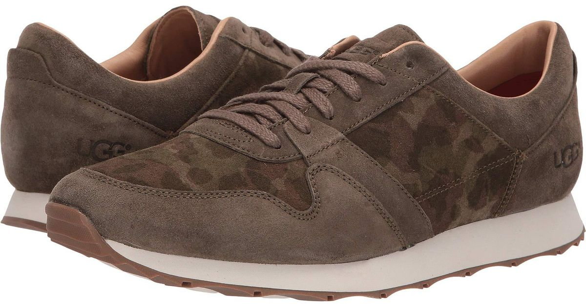 38bbc1b697b Ugg - Brown Trigo Suede Camo for Men - Lyst