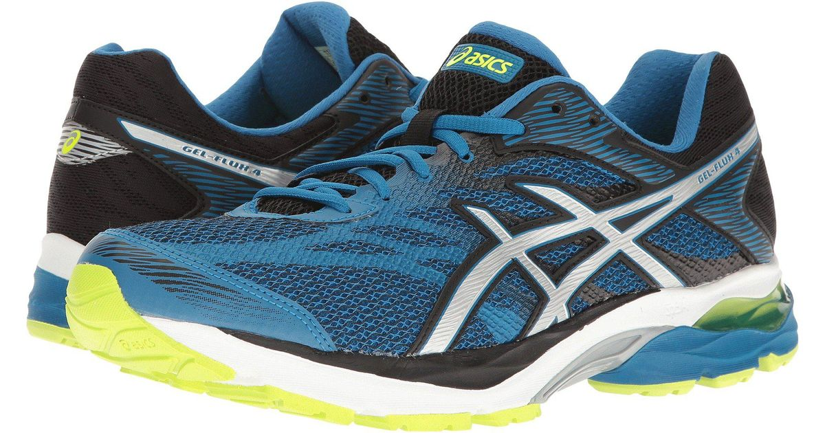 88a7a22fc7c3a Lyst - Asics Gel-flux 4 in Blue for Men