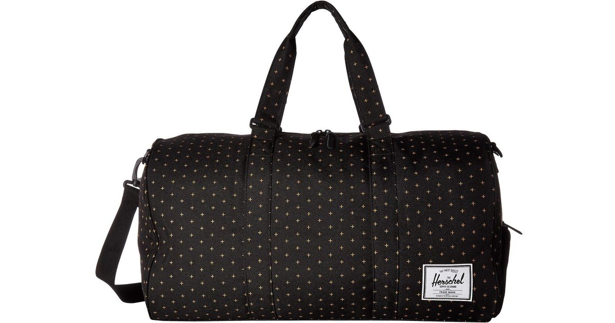 87829136e7 Lyst - Herschel Supply Co. Novel in Black