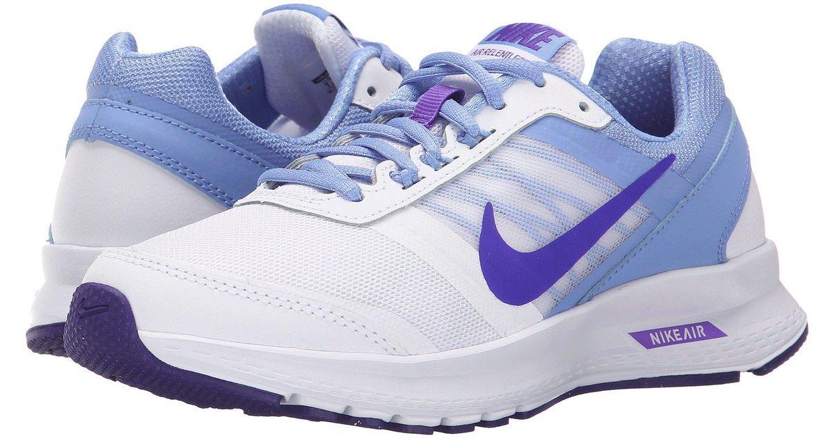1795f571336 Nike - Blue Air Relentless 5 - Lyst