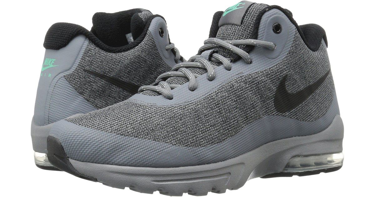 26db516ee3 Nike Air Max Invigor Mid in Gray for Men - Lyst
