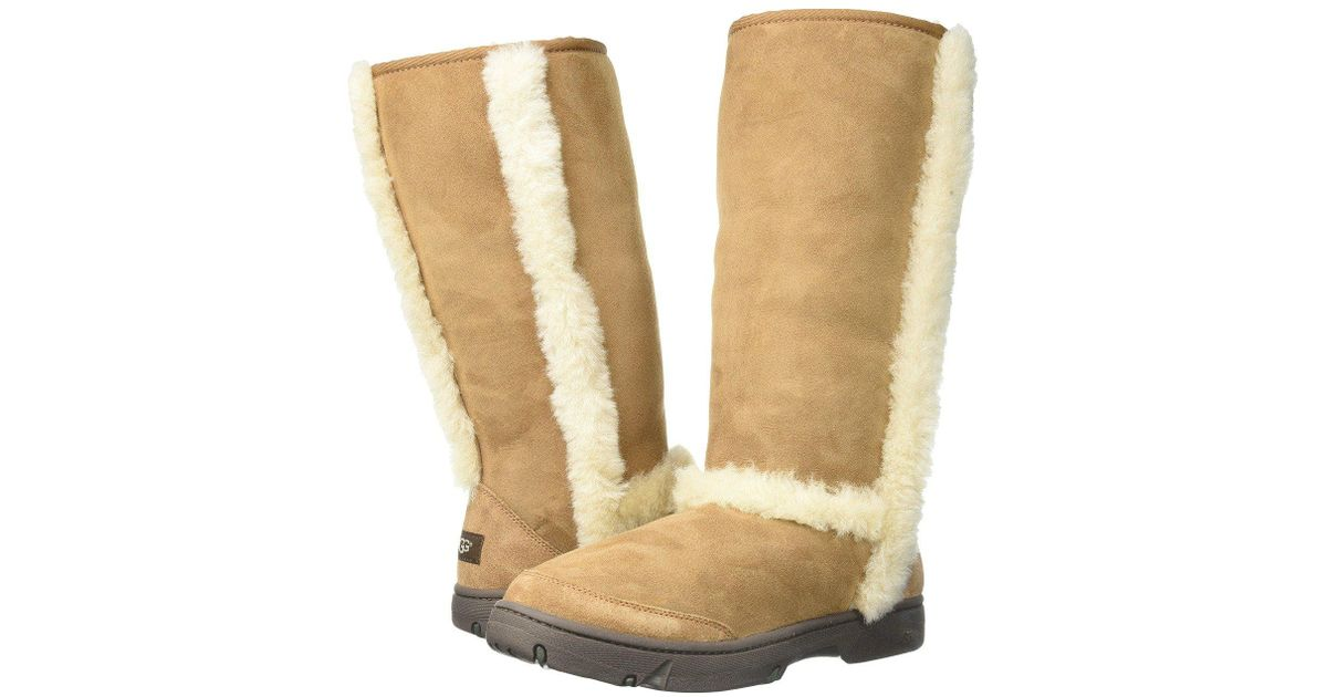 781e74540b6 Ugg - Brown Sunburst Tall - Lyst