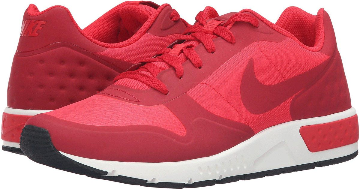 quality design e0b84 f6716 Nike Nightgazer Lw in Red for Men - Lyst