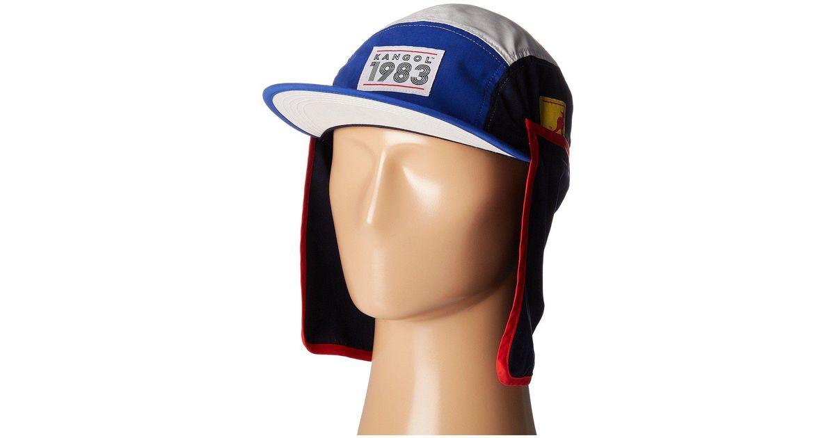 06b1ab4520133 Lyst - Kangol 1983 Hero Sun Hat in Blue for Men