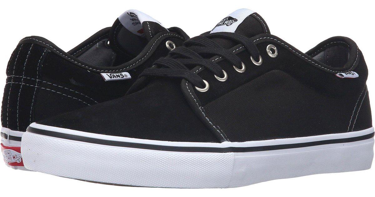 74b78c203d0 Lyst - Vans Chukka Low Pro in Black for Men