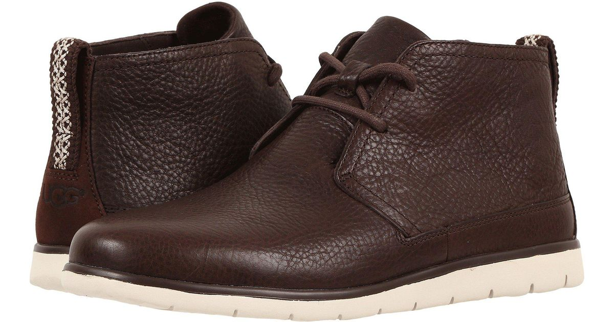 dce1eac789f Ugg - Brown Freamon for Men - Lyst