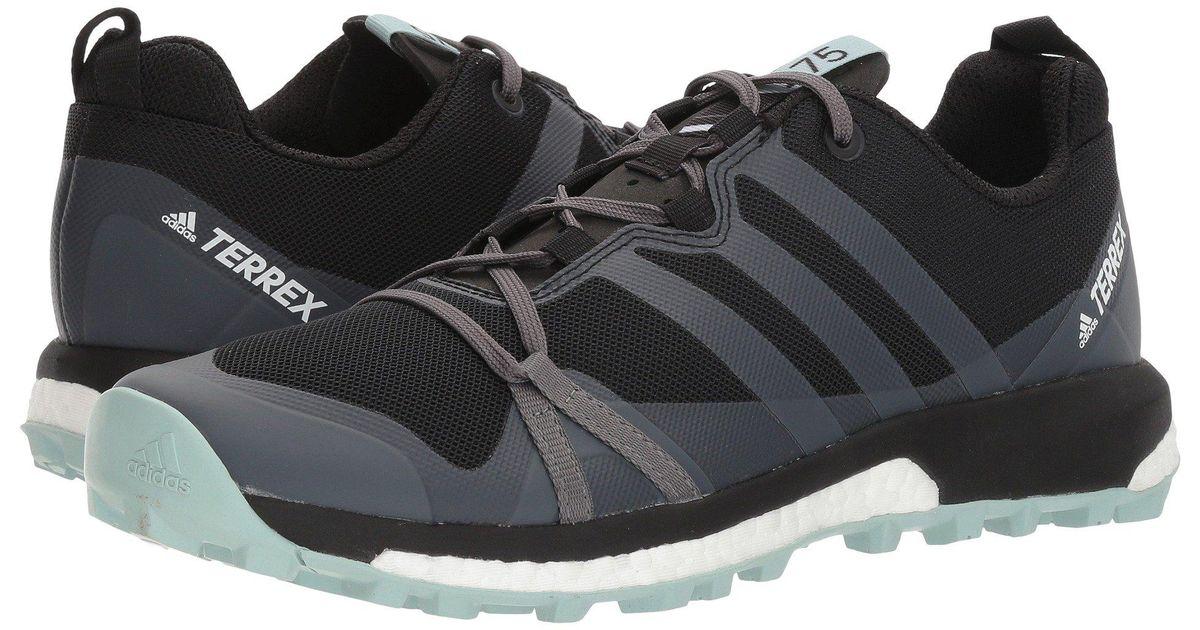 buy online b811d d5d79 Adidas Originals - Black Terrex Agravic - Lyst