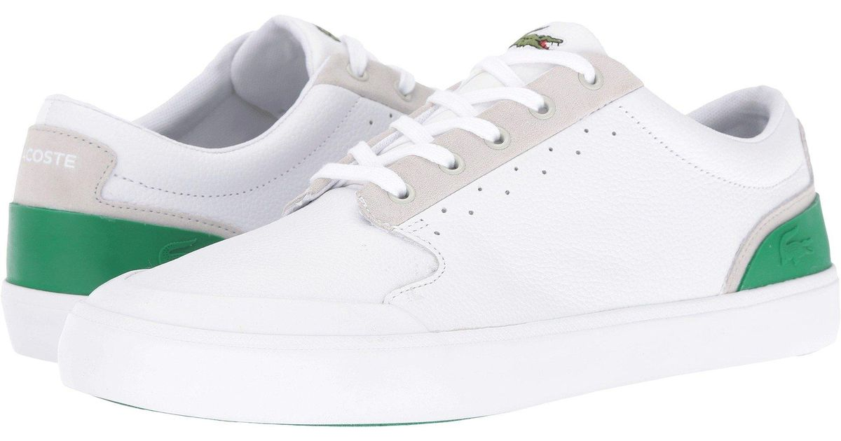 6ca9f5ffbacd7f Lyst - Lacoste 4hnd.15 316 2 in White for Men