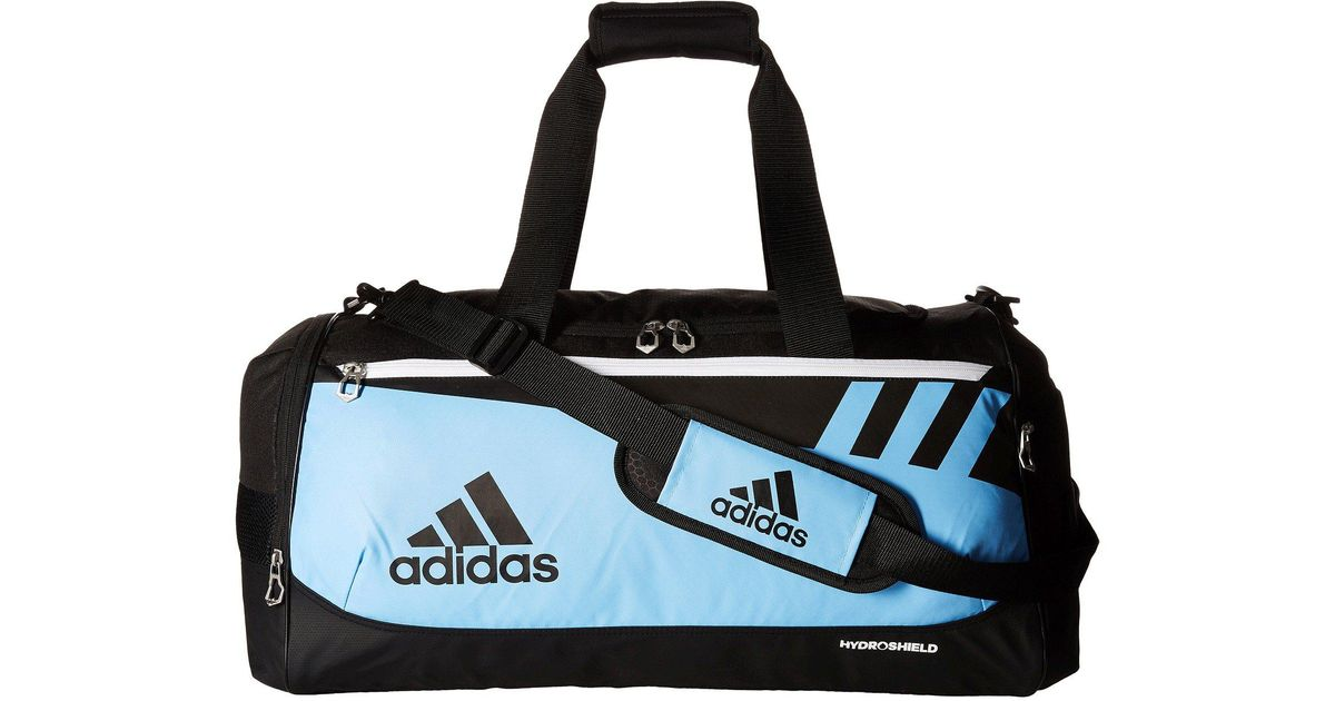 bfea0761f2 Lyst - Adidas Team Issue Small Duffel in Blue for Men