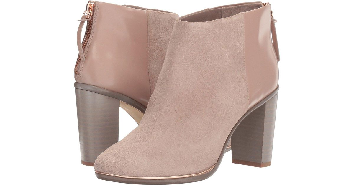 2db725fc236fc Lyst - Ted Baker Lorca Casual Boot Ankle Bootie