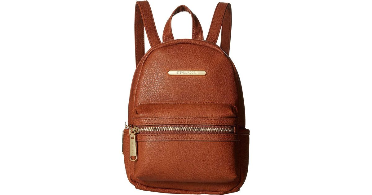 e9fe28e9f2 Steve Madden Bbailey Core Backpack in Brown - Lyst