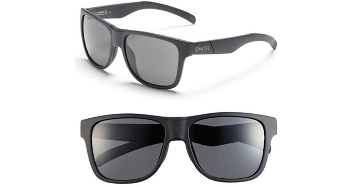 fa242bdd34 Lyst - Smith Optics  lowdown Xl  58mm Sunglasses - Impossibly Black   Blackout in Black