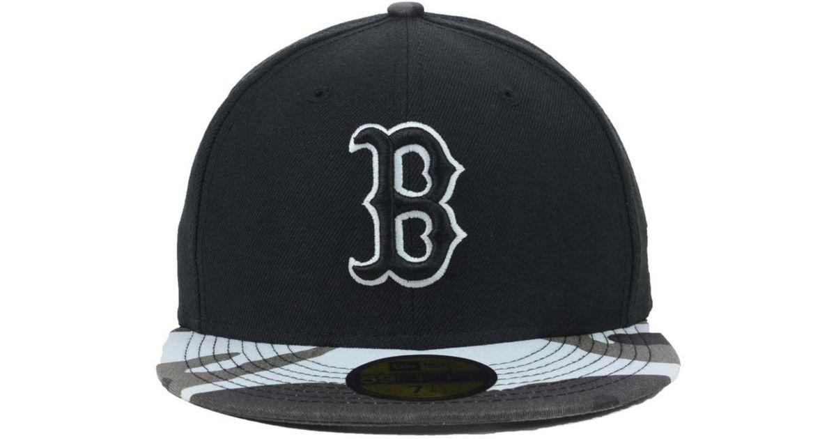 best service 82930 9afa8 ... new style lyst ktz ucla bruins urban camo 59fifty cap in black for men  5cdba 38b51