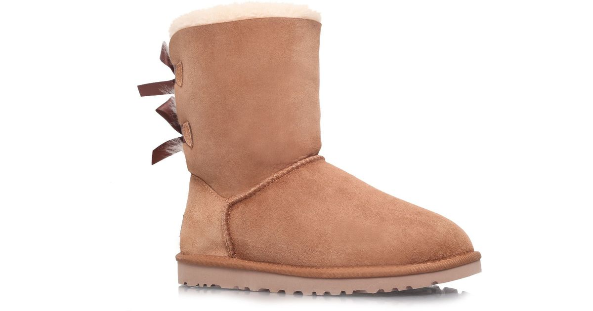 17f8a5d9607 Brown Bailey Bow Ugg Boots - cheap watches mgc-gas.com