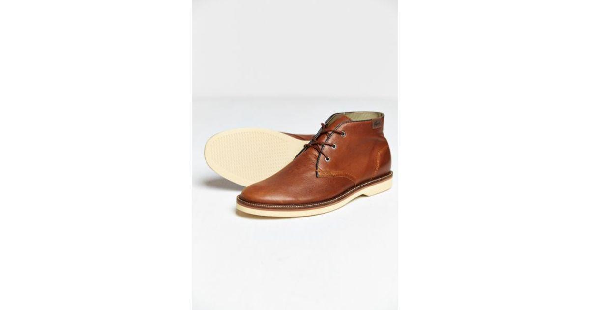902202c8797862 Lyst - Lacoste Sherbrooke Hi Shoe in Brown for Men