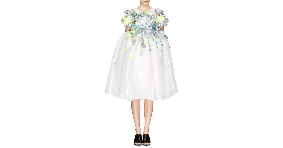 DRESSES - 3/4 length dresses Fyodor Golan XS9ONKZS