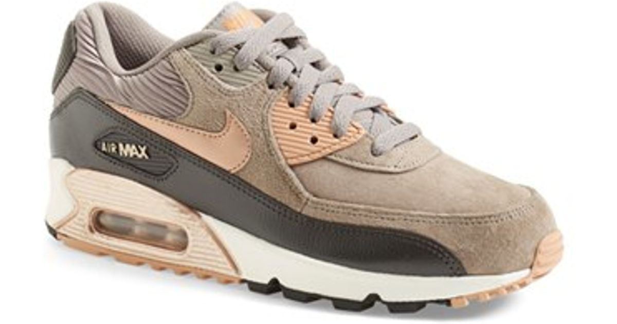 air max 90 bronze metallic