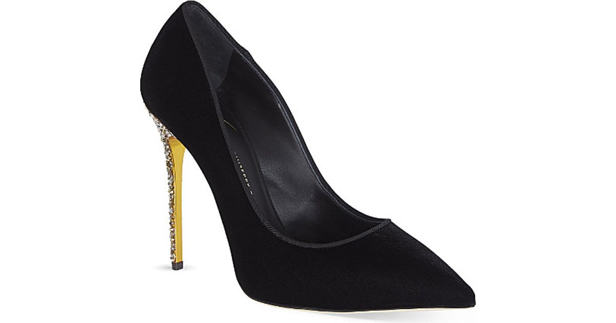 size 40 5af91 4ca68 giuseppe-zanotti-black-velvet-court-shoes-for -women-product-0-454387878-normal.jpeg