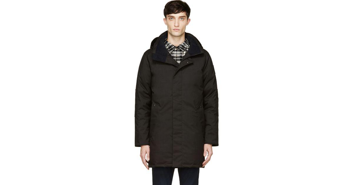 canada goose men's barrett coat