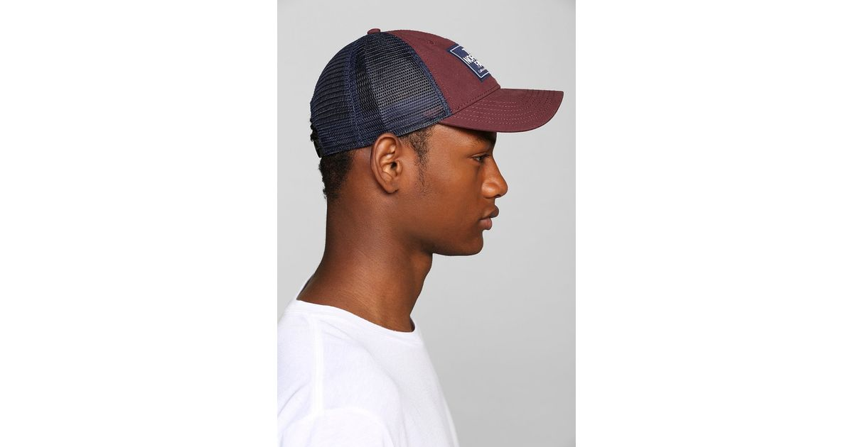 5c01271f85 The North Face Mudder Trucker Hat in Brown for Men - Lyst