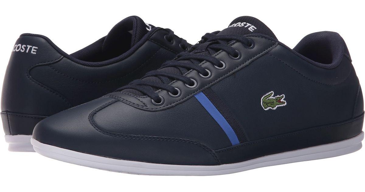 5b919f514abc67 Lyst - Lacoste Misano Sport 116 1 in Blue for Men