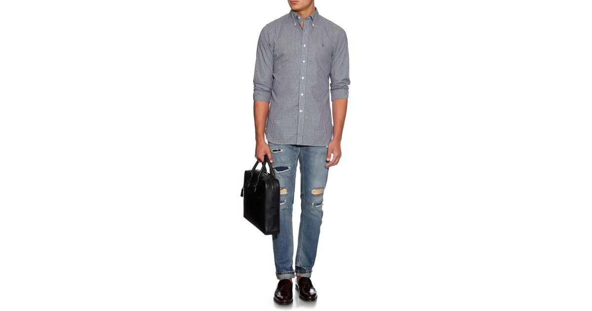 ralph lauren pocket shopper tote marco polo clothing company ... ca8155acc4c2d