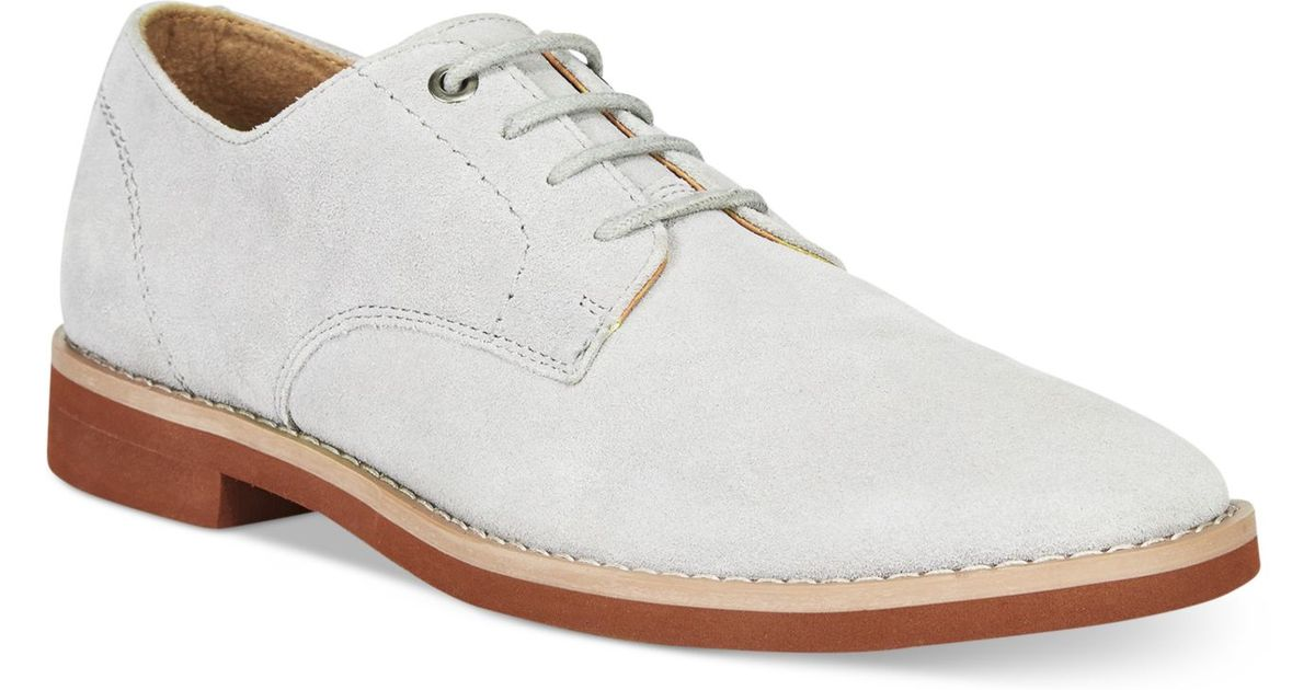 9c727e7fb Lyst - Tommy Hilfiger Seaside Oxfords in Gray for Men